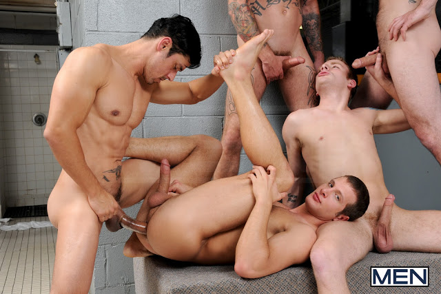 assholes gaygroupsex