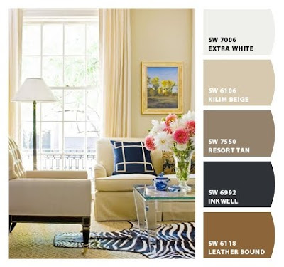 Swagalicious: 2013 Interior Paint Inspiration