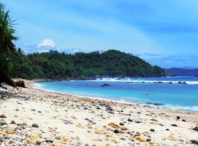 Panorama Pantai Pidakan