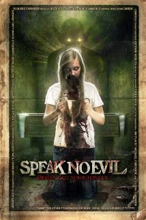 capa Speak No Evil DVDRip AVI e RMVB Legendado