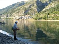 Marcos pescando