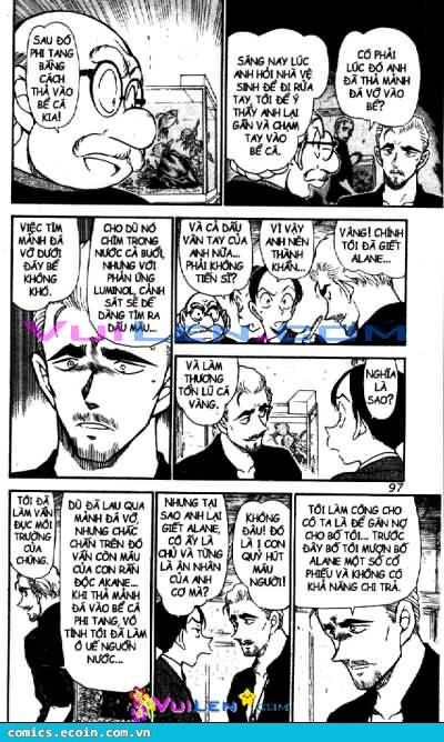 Detective Conan - Thám Tử Lừng Danh Conan chap 581 page 13 - IZTruyenTranh.com