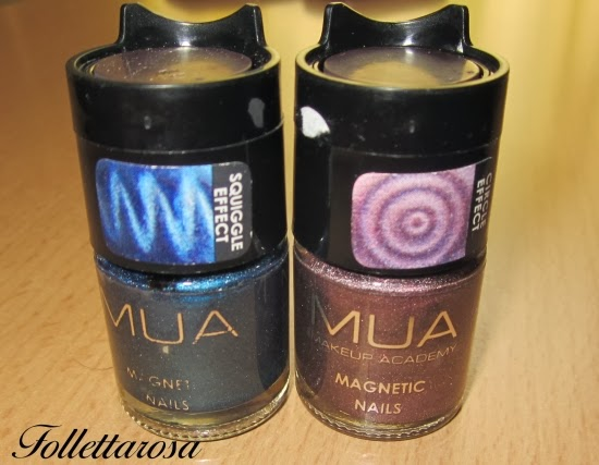 smalti magnetici make up academy recensione