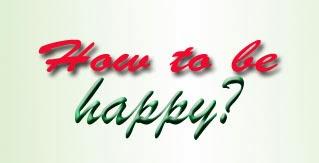 Tips Agar Bisa Hidup Bahagia