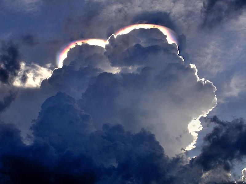 foto foto awan yang menakjubkan