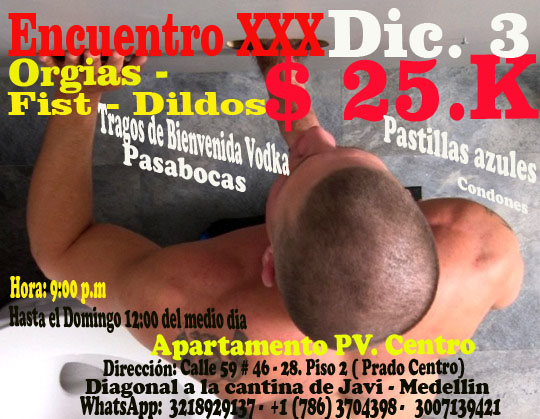 Encuentro XXX..... 3 de Diciembre - Medellin