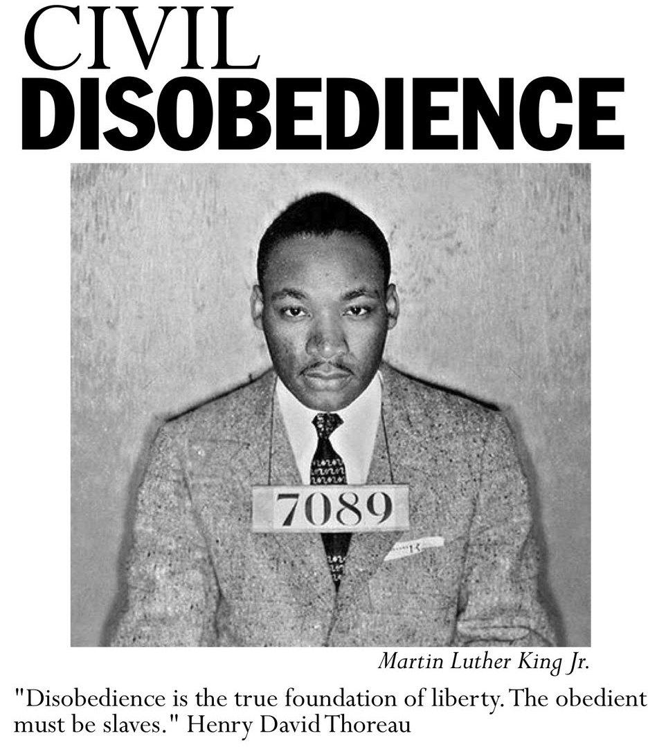 civil disobediance essay Civil disobedience study guide contains a biography of henry david thoreau, literature essays, a complete e-text, quiz questions, major themes, characters, and a.