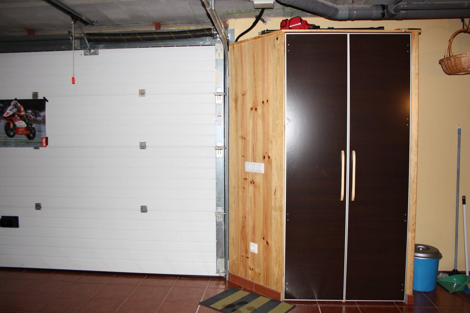 Armario para garaje awesome artstico grupo herramienta - Armario para garaje ...