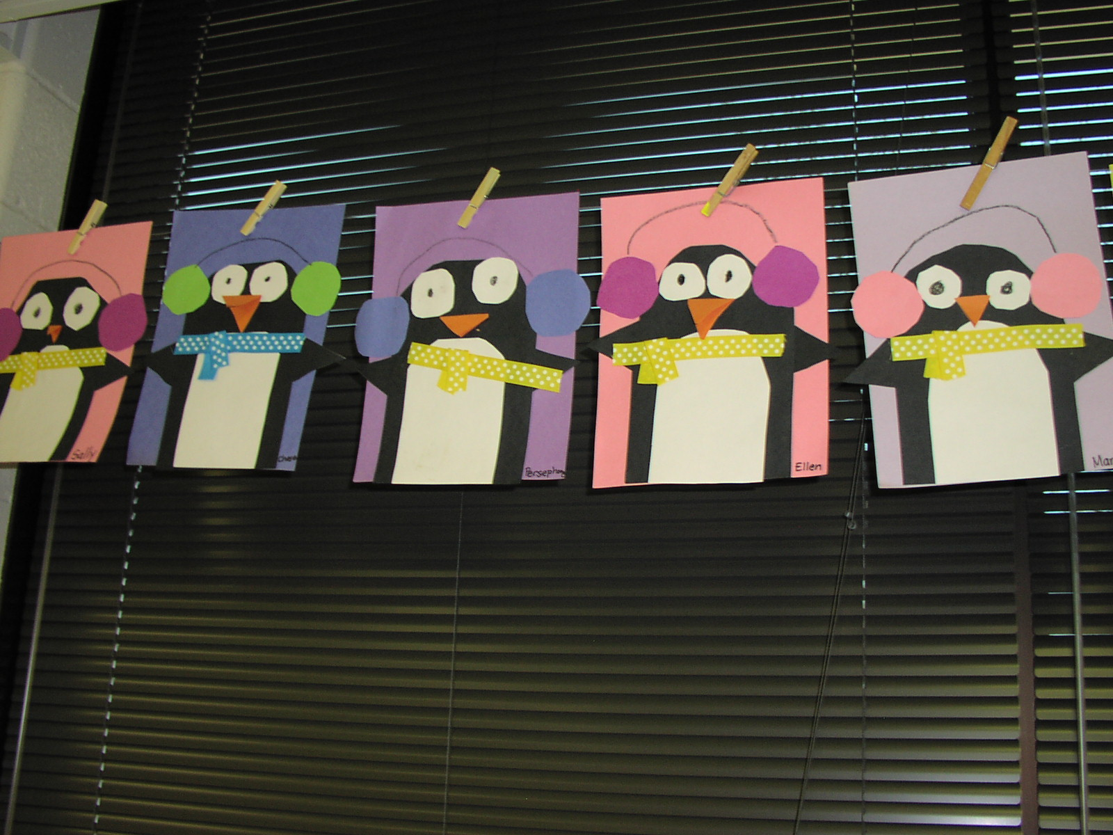 Keen on kindergarten winter art projects for Penguin project