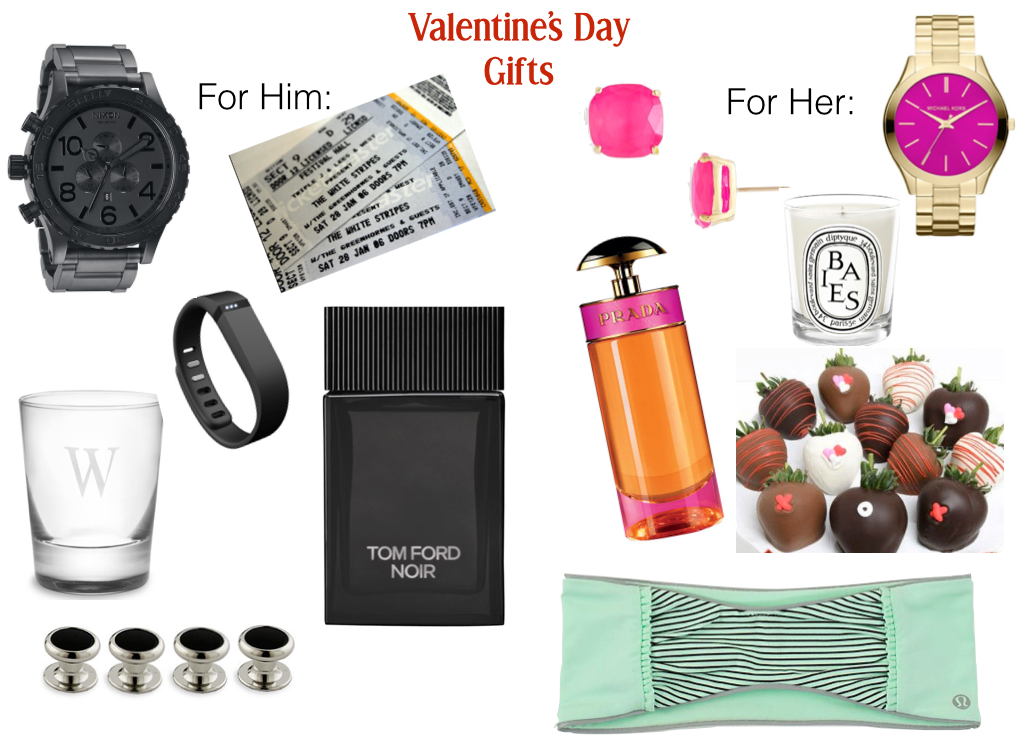 The Parlor Girl: Valentine's Day Gifts for Him and Her