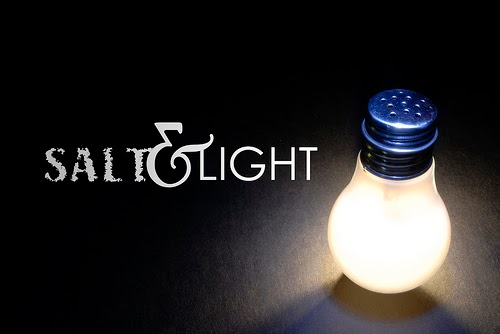 """Sermon for Epiphany 5: """"You are…Salt and Light"""""""