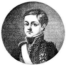 Pedro II de Brasil niño
