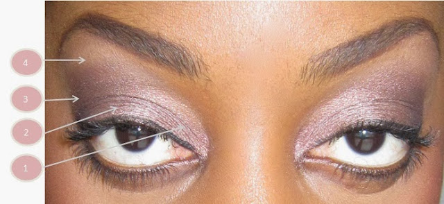 Urban Decay Naked 3 Palette Looks