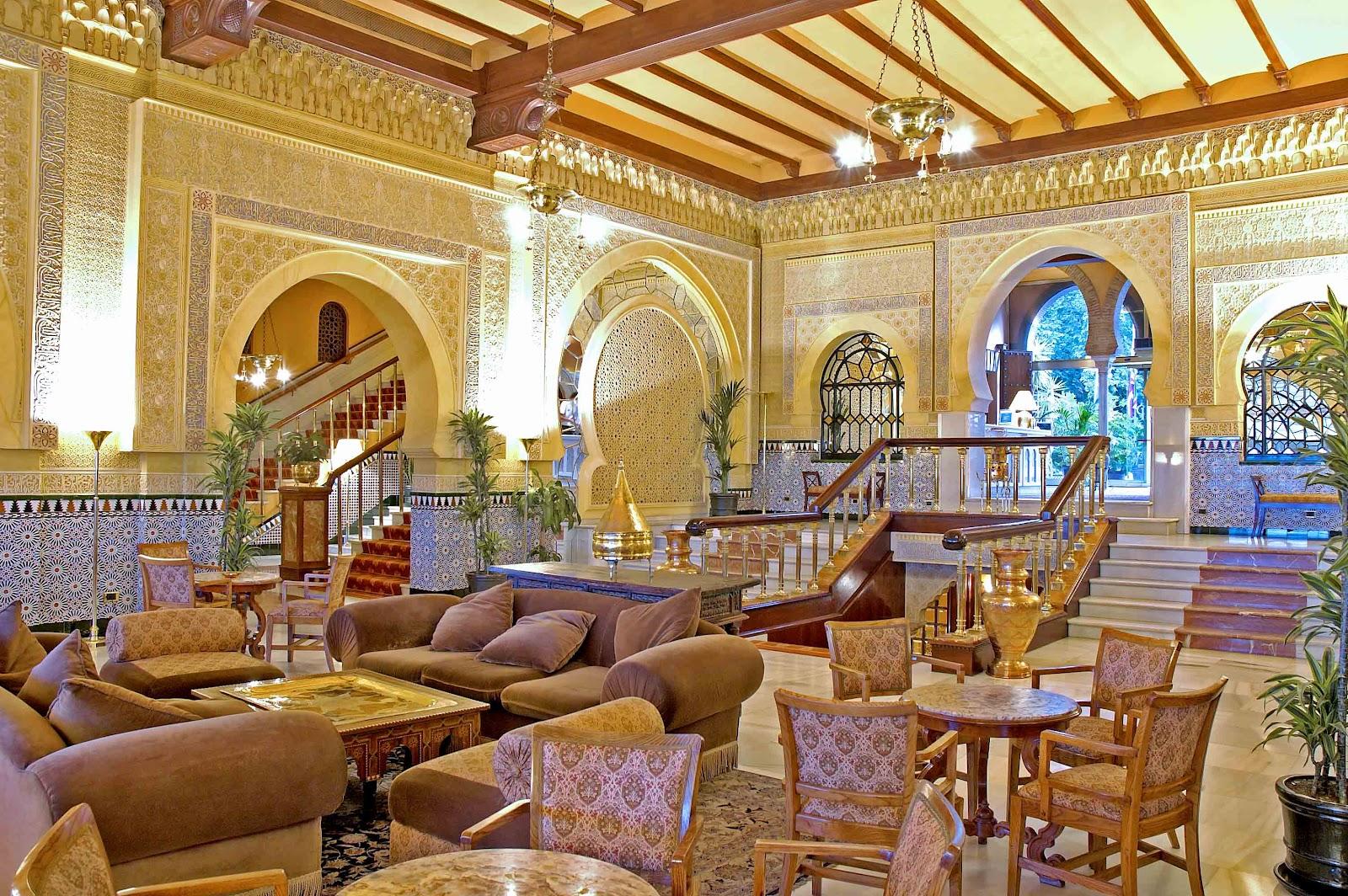 Finde feliz una ocasi n de lujo para visitar granada este verano - Hoteles de lujo granada ...