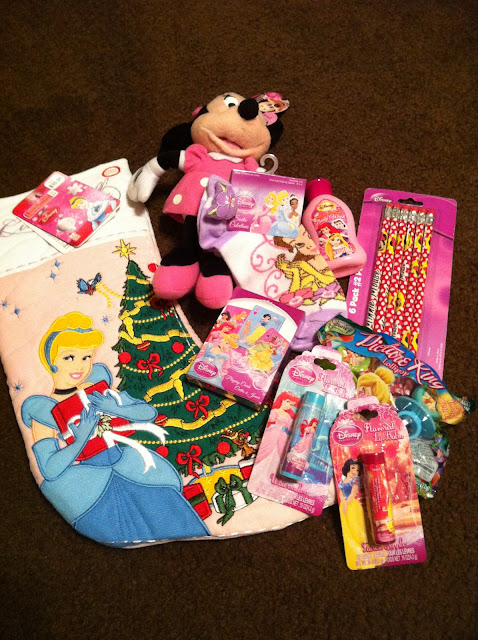 #DisneyCFK, Champions for Kids, Disney, Stocking Stuffer, Walmart