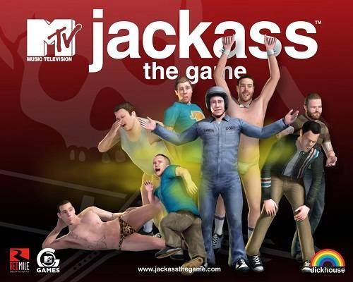 Download Jackass The Game PSP
