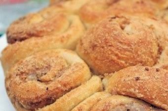 Cevizli Kahvaltılık çörek tarifi