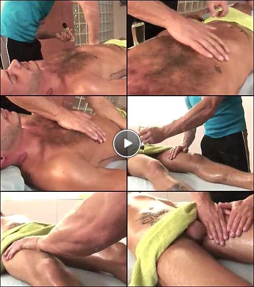 free gay male massage video