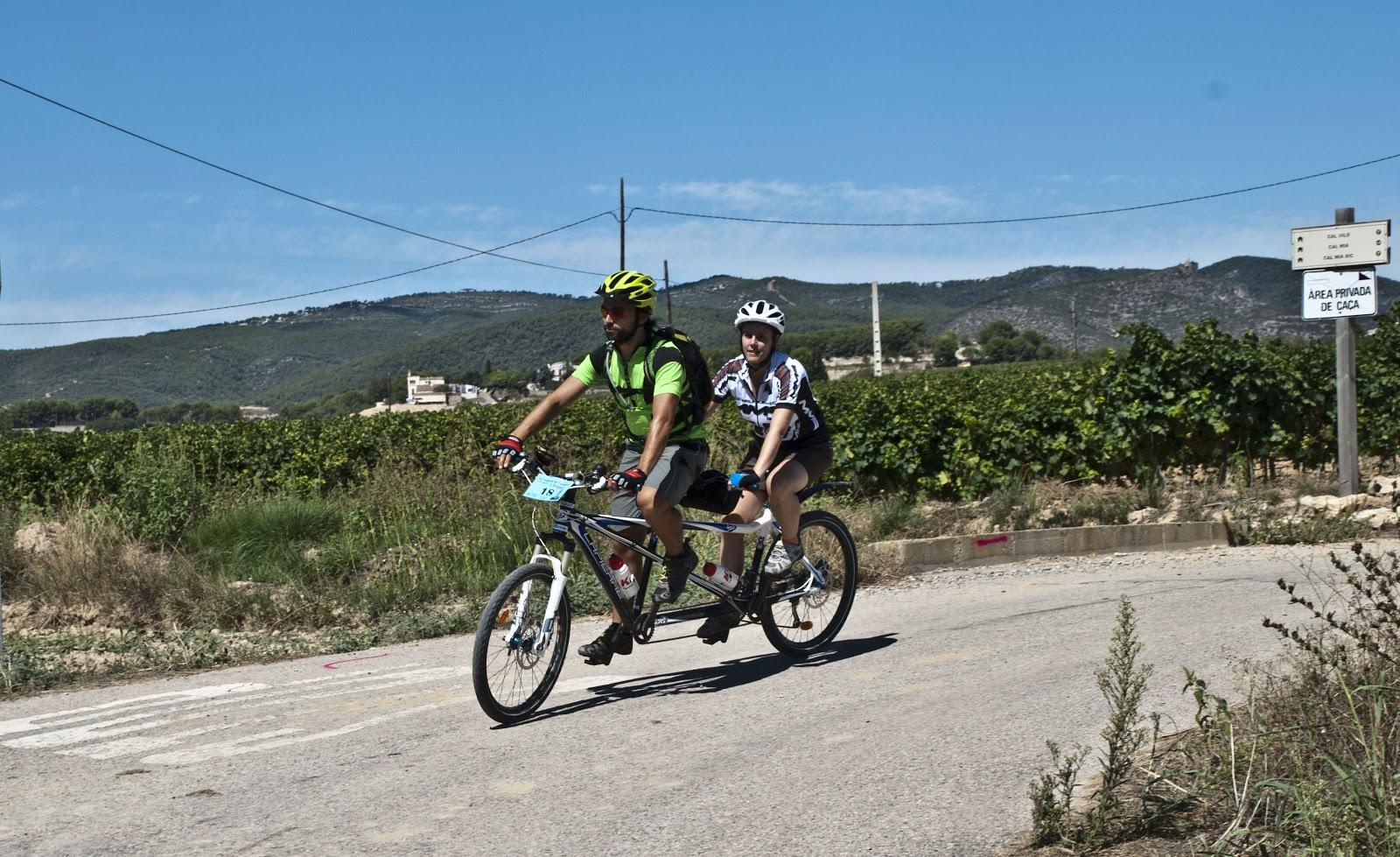 Blog Go Tandem - de ruta L'Arboç