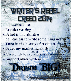 Writer's Rebel Creed
