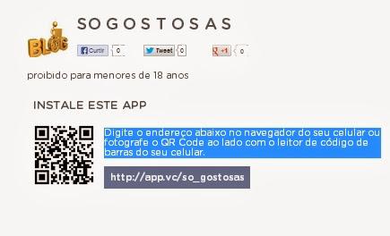 aplicativo do blogger