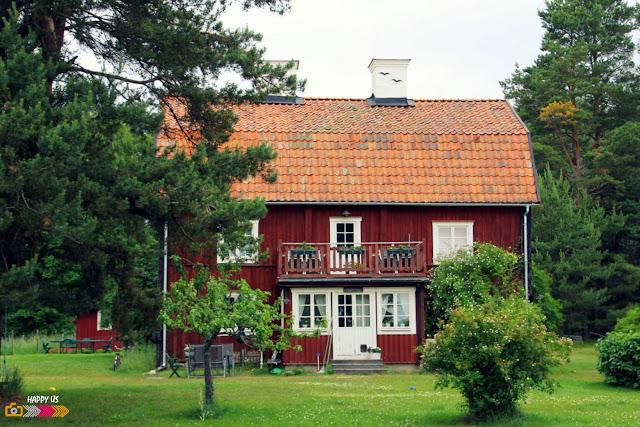 Archipel de Stockholm - Ile d'Utö