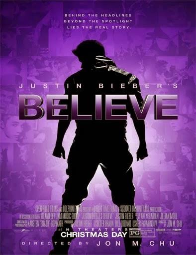 Justin Bieber Believe – DVDRIP LATINO