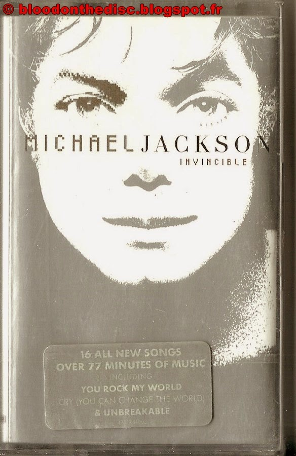 Invincible K7 Front Cover