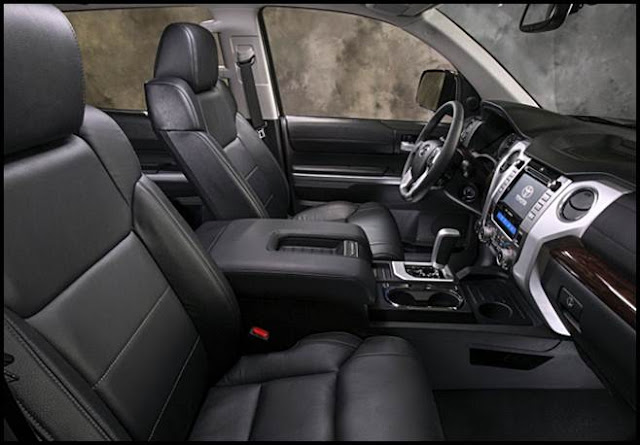 2017 Toyota Tundra Crewmax Review