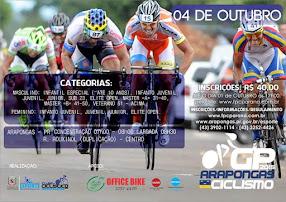 GP ARAPONGAS DE CICLISMO 2015   www.officebikebicicletaria.com.br