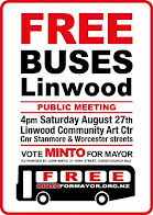Why not Linwood  too?