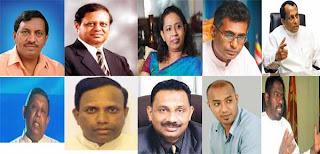 Sri Lanka Cabinet reshuffled