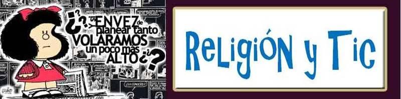 RELIGIÓN Y TIC