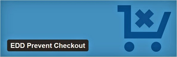 EDD prevent checkout plugin