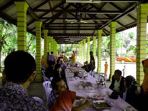 Jamuan pagi sempena Penghakiman Kebersihan Dan Kecerian Kampung Peringkat Negeri Terengganu 2013 pa