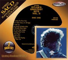 Baixar CD Bob Dylan – Bob Dylan's Greatest Hits Vol. II 1971 (2013) Download