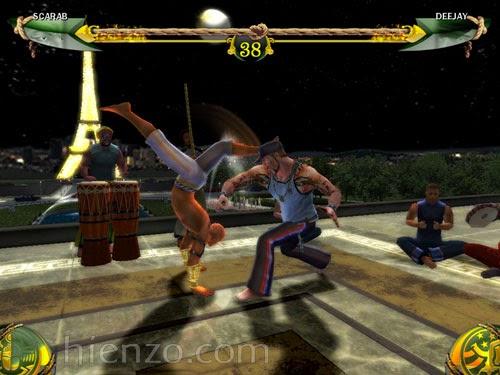 Martial Arts Capoeira (1)