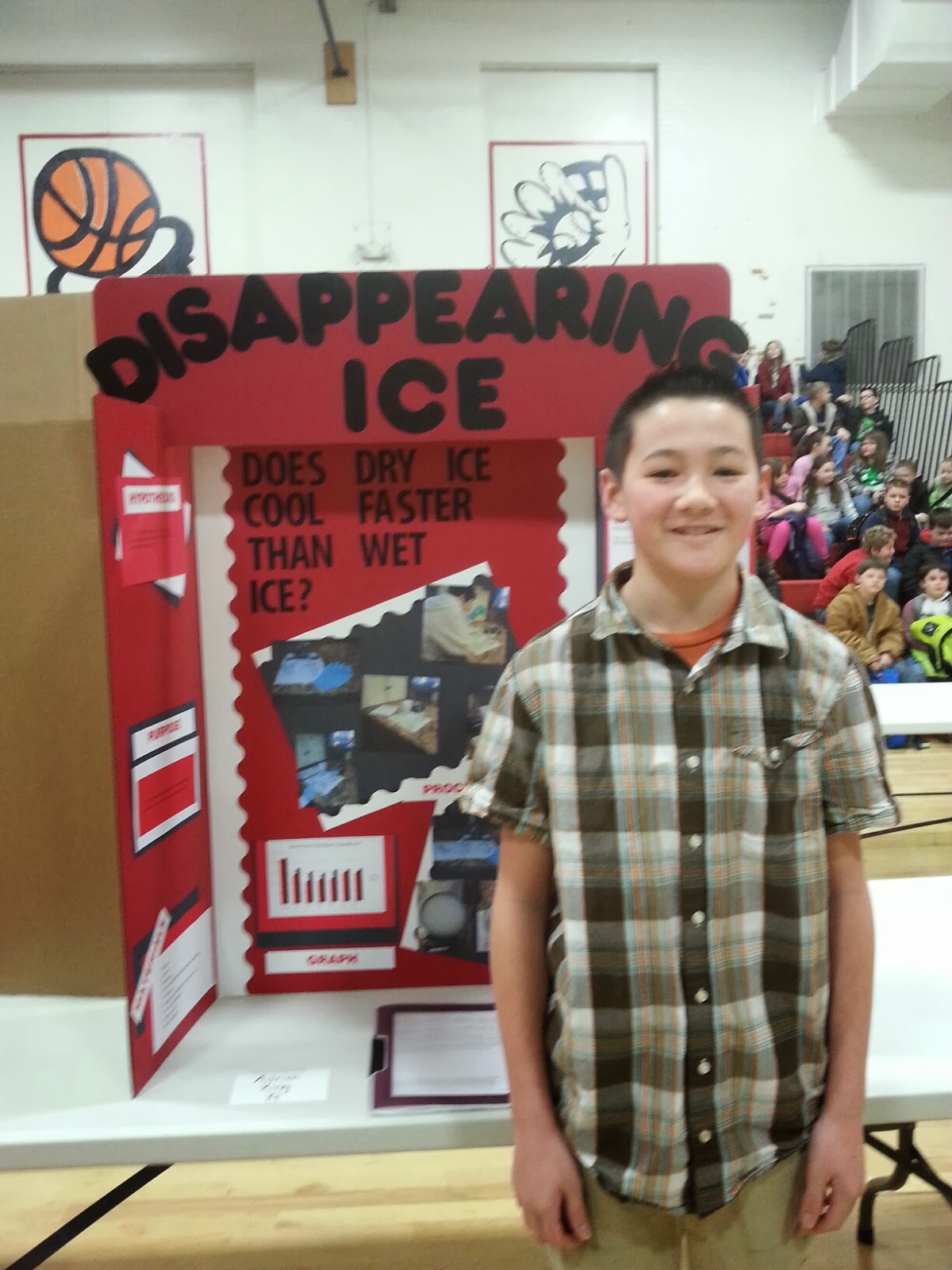 science fair projects for 8th graders