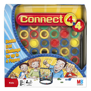 connect 4 x 4 kids game
