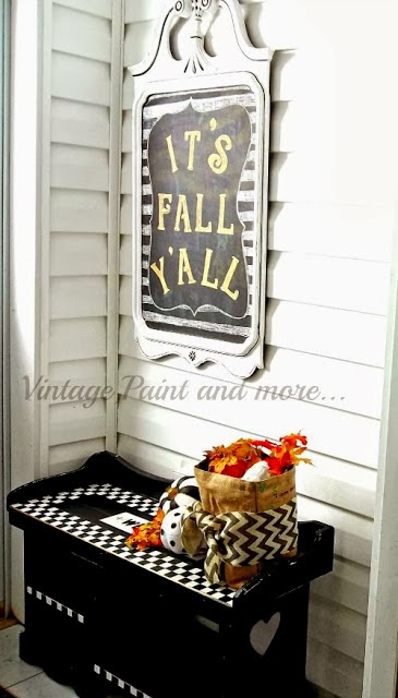 Simply Designing with Ashley: 5 Chalkboard Ideas for Fall!