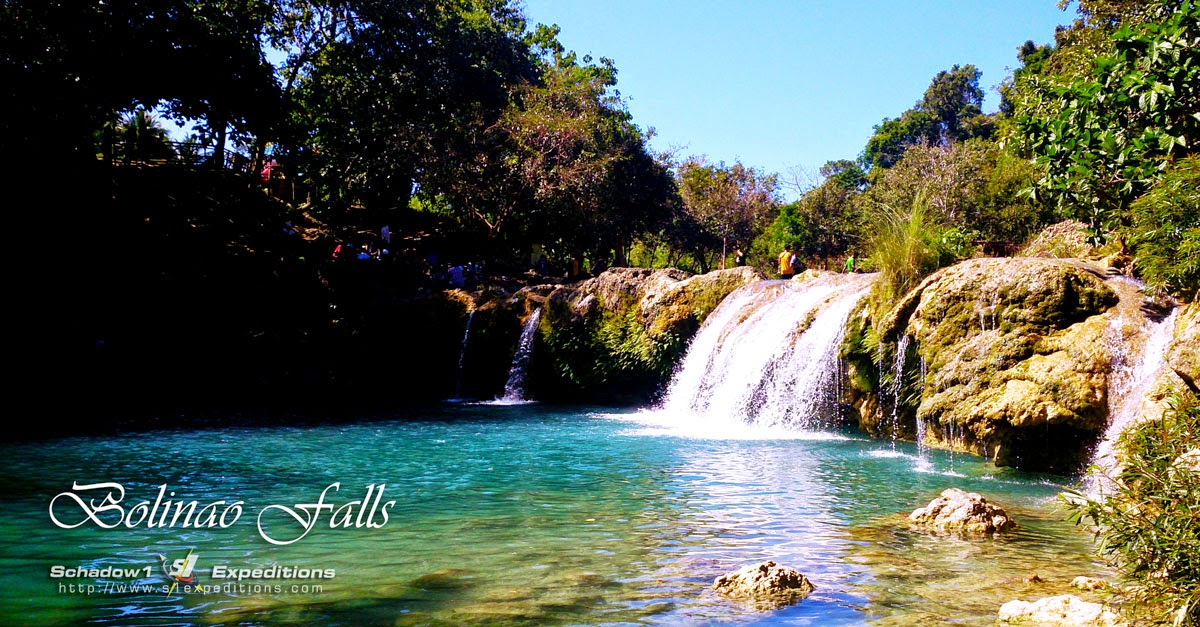 Bolinao Falls - an unexpected waterfall along the plains of Pangasinan : Schadow1 Expeditions ...