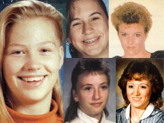 Girl Serial Killer Victims