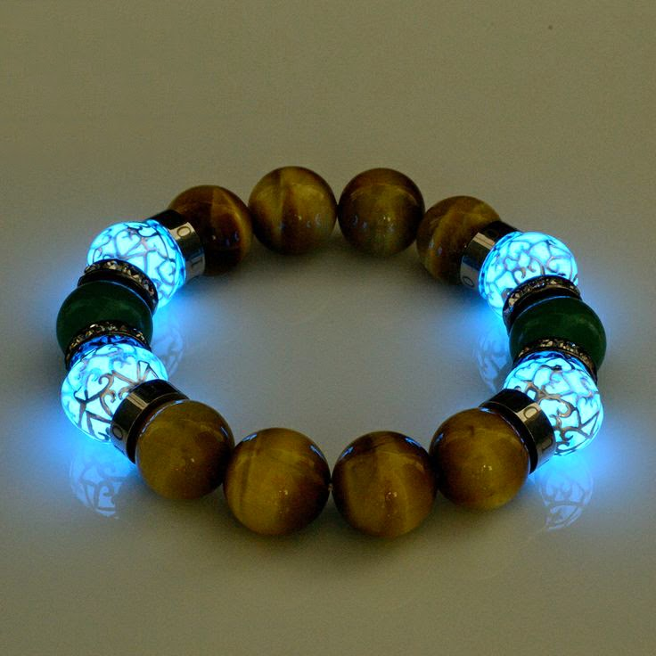 Luminous Jade Bracelets For Men
