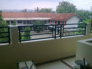 Balkon Besi
