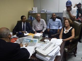 Poder Ciudadano exige al ministerio público convocar a imputados por impedir a ciudadanos ejercer derecho a la protesta