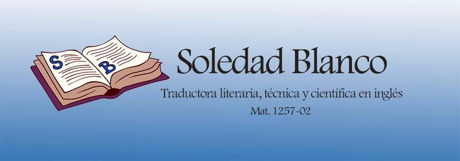 Traductora Soledad Blanco
