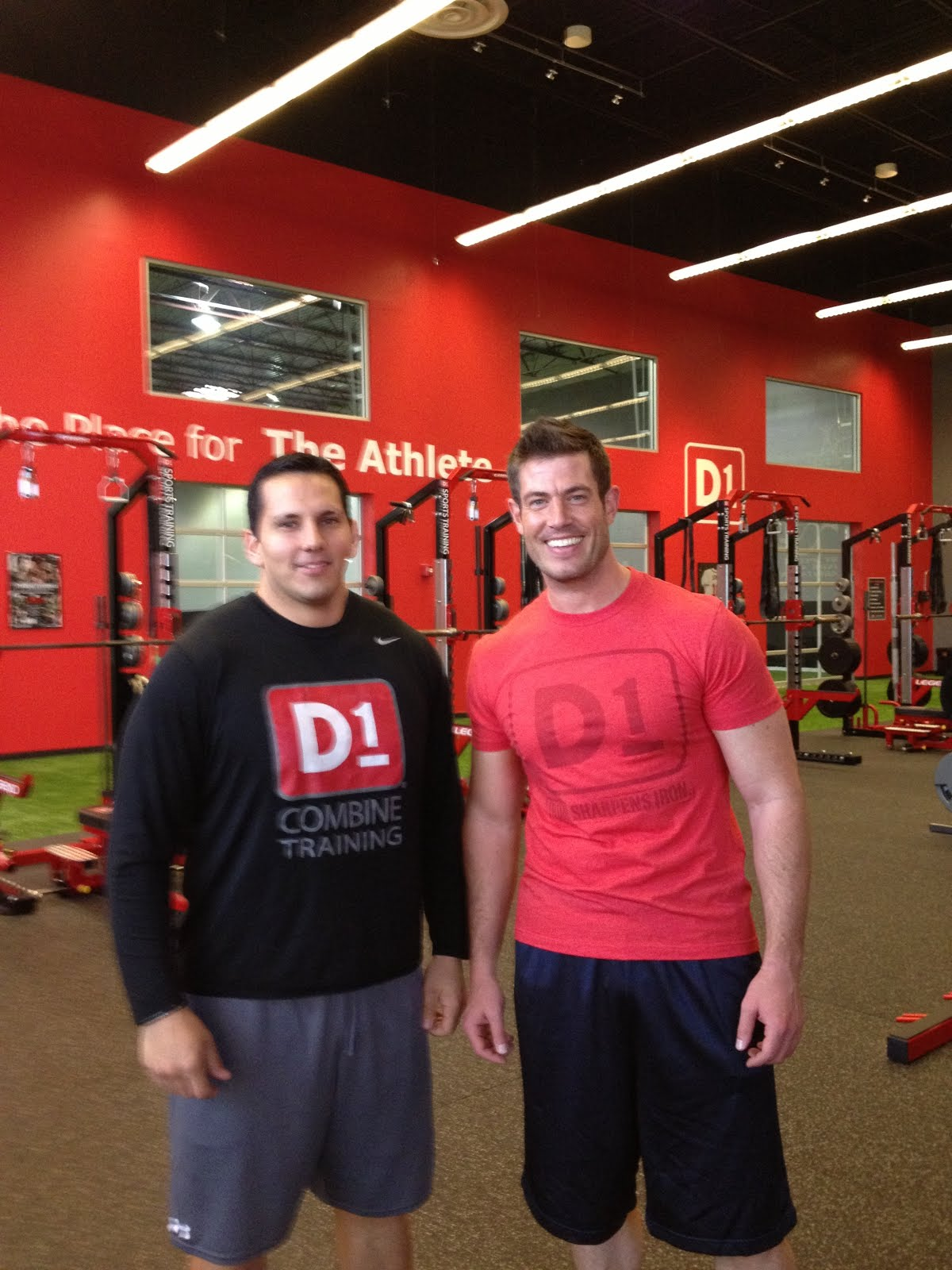 ESPN ABC College Football Analyst Jesse Palmer Has Been Putting In Work At D1 Orlando We Appreciate Trusting