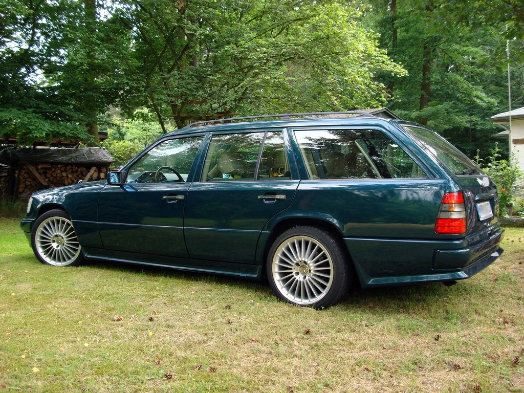 Mercedes benz e36 amg wagon w124 benztuning for Mercedes benz w124 tuning