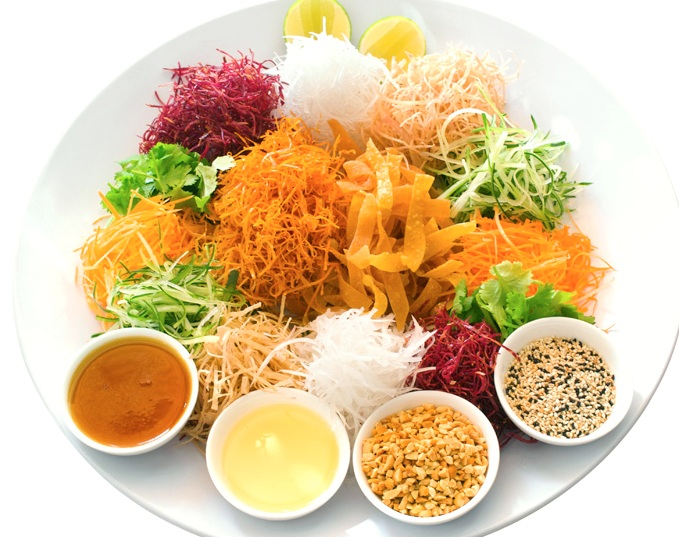 CHINESE NEW YEAR 2013: YEE SANG by HAMPER MALAYSIA ...
