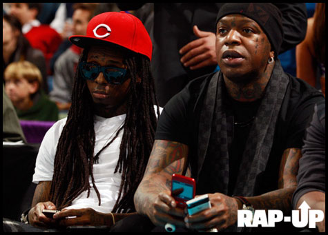 Lil Wayne Cash Money Birdman And His Wife A...
